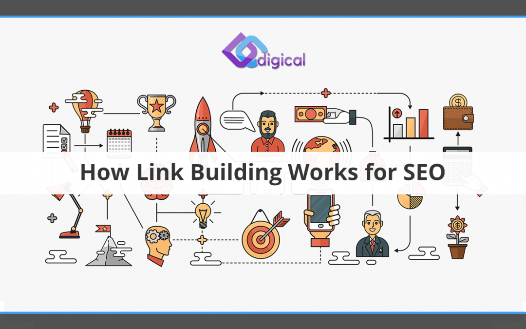 How Link Building Works for SEO